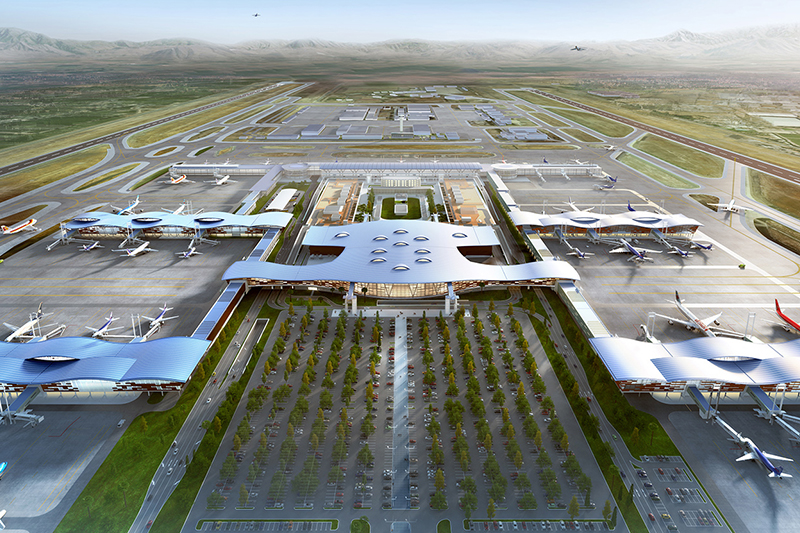 Aeropuerto Internacional Arturo Merino Benitez de Santiago