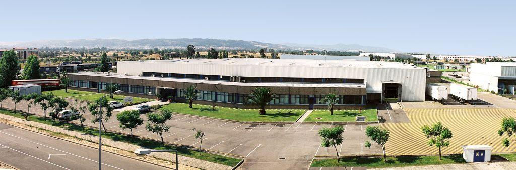 Ampliação de Edifício Industrial