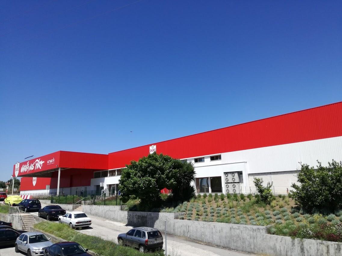 Pavilhão Logístico Novadis