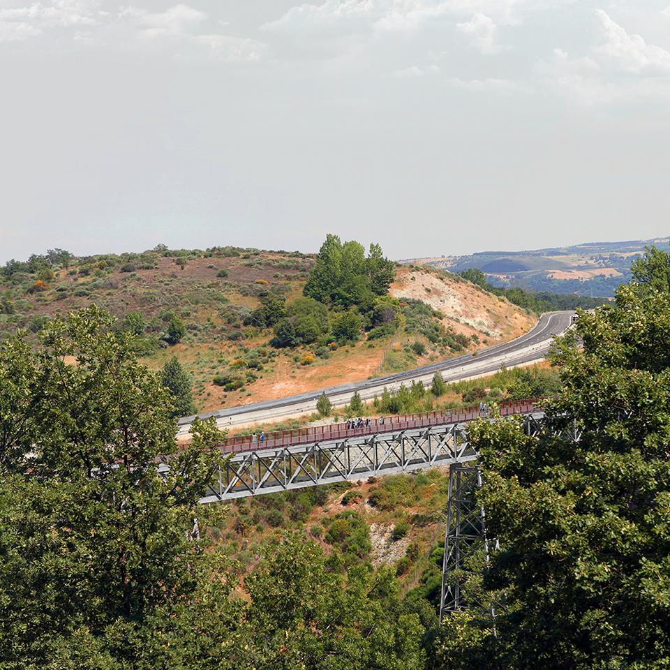 Ecopista do Tua - Reabilitação de Pontes Metálicas